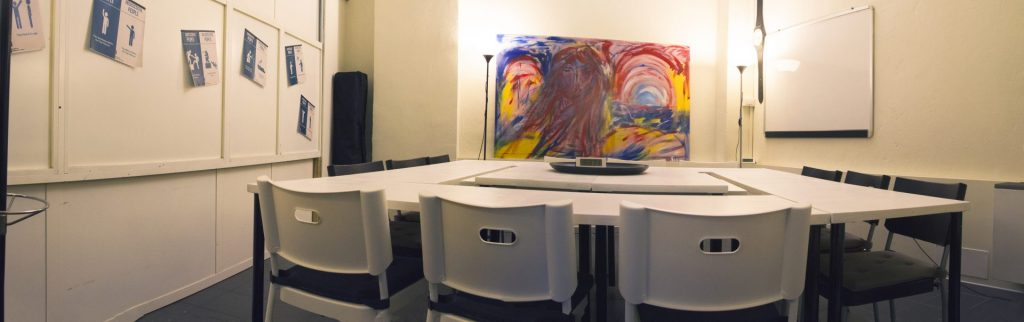 Sala Meeting - Spazio19