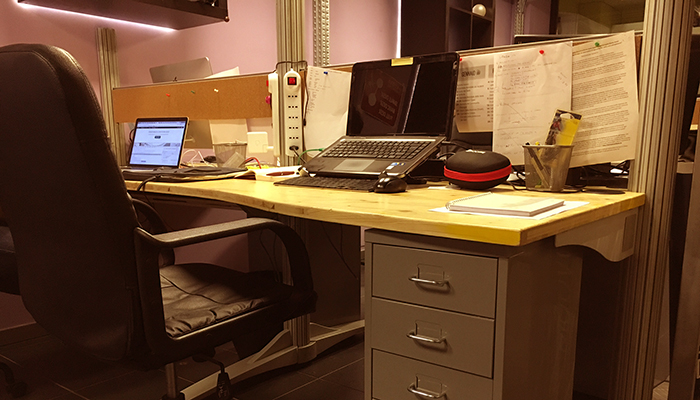 Basic Desk - Spazio19